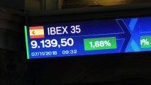 Los bancos mantienen su impulso y el IBEX sube un 1,64 %