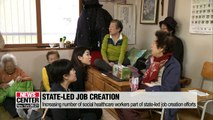 Assessing state-led contributions to job creation in public sector