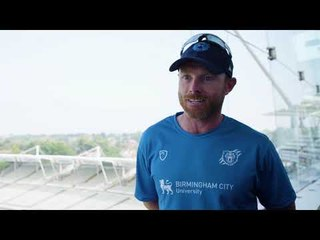 Life as a Cricketer | Ian Bell Interview with Toshiba