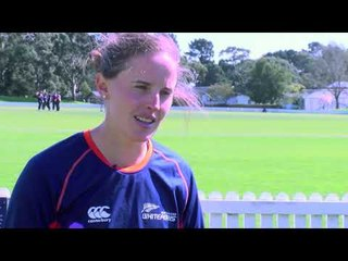 Amy Satterthwaite Talks About Previous ICC WWT20