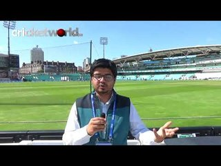 England v India - Cricket World Live From..... the Oval - 5th Test