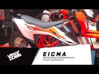 EICMA - KTM walkarounds