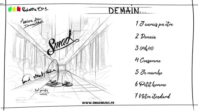 2018-11 - Smad - EP Demain...