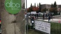 Rassemblement intersyndical contre la fermeture de l'Afpa à Gap