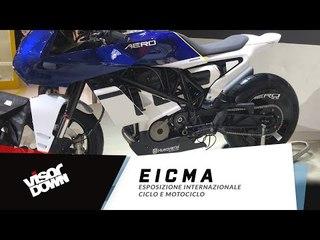 EICMA - Husqvarna Aero