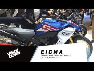 EICMA - BMW F850 GS Walkaround