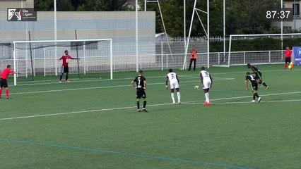 N2 J06 : BOBIGNY 0 - 1 USCL (M. Diallo)