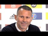 Ryan Giggs Announces Wales Squad For Denmark & Albania Games - Full Press Conference