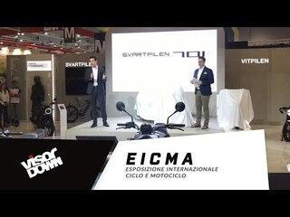EICMA - Husqvarna Svartpilen 701 Launch