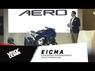 EICMA - Husqvarna Aero Launch