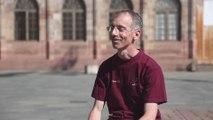 Portrait d'agent : Frédéric Degenève, responsable des ateliers de l'Œuvre Notre-Dame - Episode 1/3