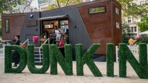 Dunkin' Donuts Created Tiny Home Powered By Coffee