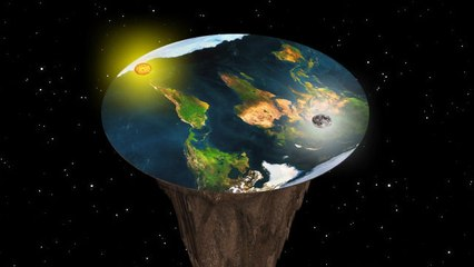 Teach the Controversy: Flat Earthers