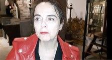 Amélie Nothomb avoue sa passion pour les gaufres Meert
