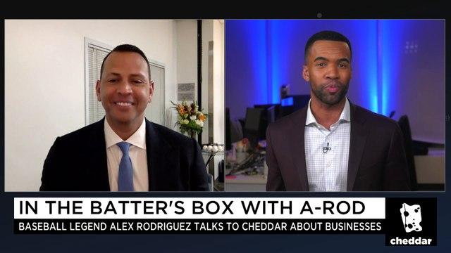 MLB Legend Alex Rodriguez: Esports Is 'Quite a Phenomenon'
