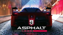 Asphalt 9: Legends Android Primeros Minutos Resumen