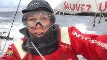 Vidéo du bord  - SAMANTHA DAVIES - INITIATIVES COEUR