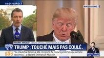 Donald Trump se félicite des résultats des Midterms