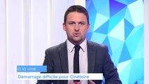 Démarrage difficile pour Cinéloire - 07/11/2018