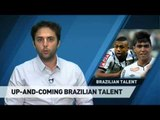Up-and-coming Brazilian talent