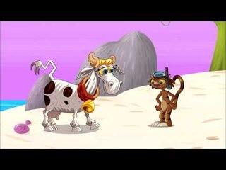 La vache, le chat et l'océan / Ep16 Bonnet d'âne