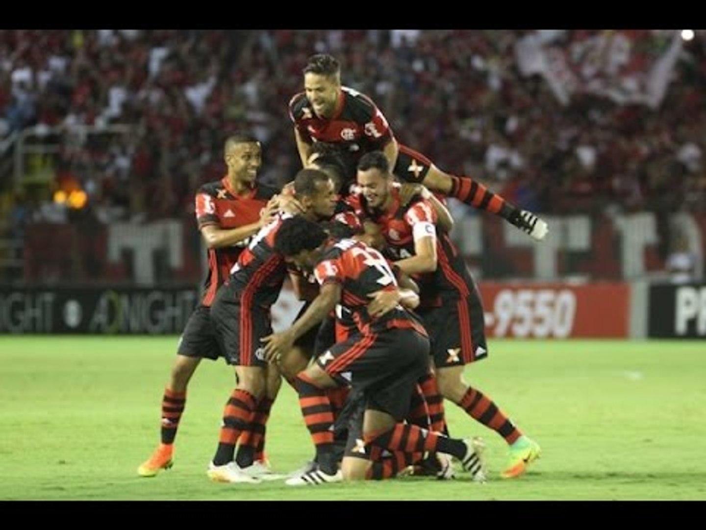 Flamengo 2:1 Fluminense   Campeão Carioca 2017