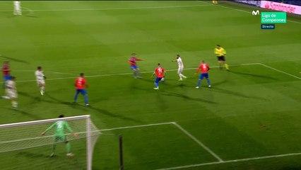 Karim Benzema Goal HD -  Plzen0-1Real Madrid 07.11.2018