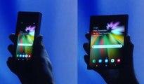 Samsung Infinity Flex: este es el móvil plegable de Samsung