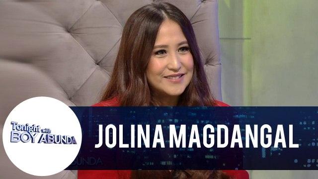 TWBA: Jolina Magdangal talks about her children
