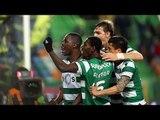Sporting Lisboa 2:0 Feirense