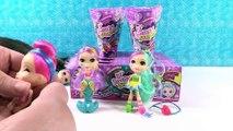 Funville Sparkle Girlz Lil Sparkles Surprise Blind Bag Doll Opening _ PSToyReviews