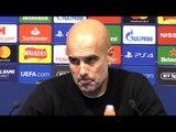 Man City 6-0 Shakhtar Donetsk - Pep Guardiola Full Post Match Press Conference - Champions League