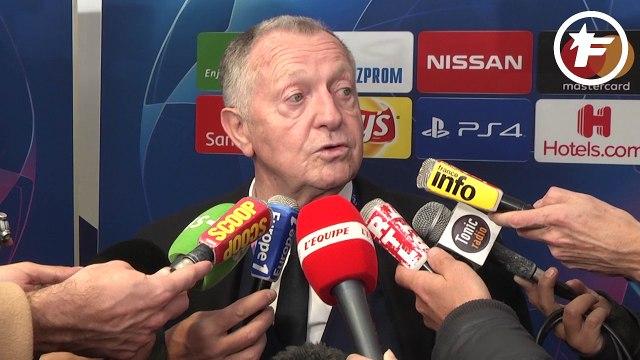 OL :Jean-Michel Aulas vole au secours de ses troupes