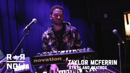 R+R=NOW - Behind The Sound - Taylor McFerrin
