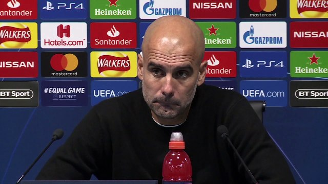Ambient: VAR needed says Pep after penalty mistake in City win