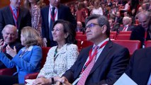 Ana Botín apuesta por una banca responsable en la Conferencia Internacional de Banca