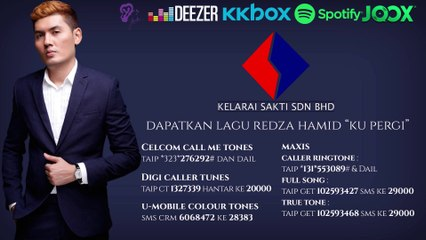 Redza Hamid - Ku Pergi (Official Video Lyric)
