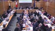 Commission des lois : Projets de loi de programmation 2018-2022 et de réforme pour la Justice  - Mercredi 7 novembre 2018