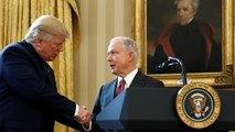 Trump force son ministre de la Justice à démissionner