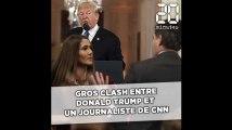 Gros clash entre Trump et un journaliste de CNN
