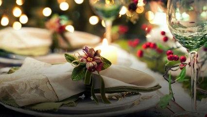 Organisez un Noël vintage !