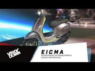 EICMA - Piaggio Vespa