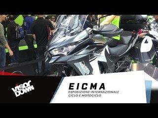 EICMA - Kawasaki z1000