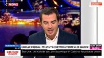 Morandini Live : Camille Combal futur présentateur star de TF1, bonne ou mauvaise idée ? (vidéo)