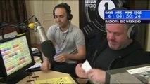 Chris Moyles Carlisle- Tuesday Part 3- Reactions to Matt's Night In