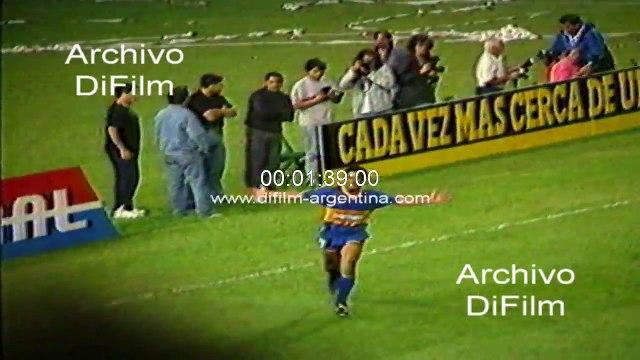 Boca Juniors vs River Plate - Copa de Oro - Mar del Plata 1993