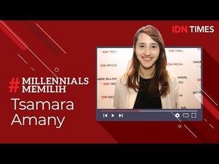 #MillennialsMemilih - Tsamara: Millennial Pengin Kerja Sesuai Passion!