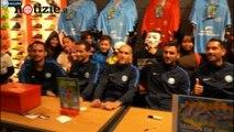 L'allenamento di Marco Borriello all'Ibiza Calcio | Notizie.it