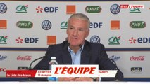 Martial convoqué - Foot - Ligue des nations - Bleus