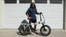 The RadMini by Rad Power Bikes is hefty yet rad!